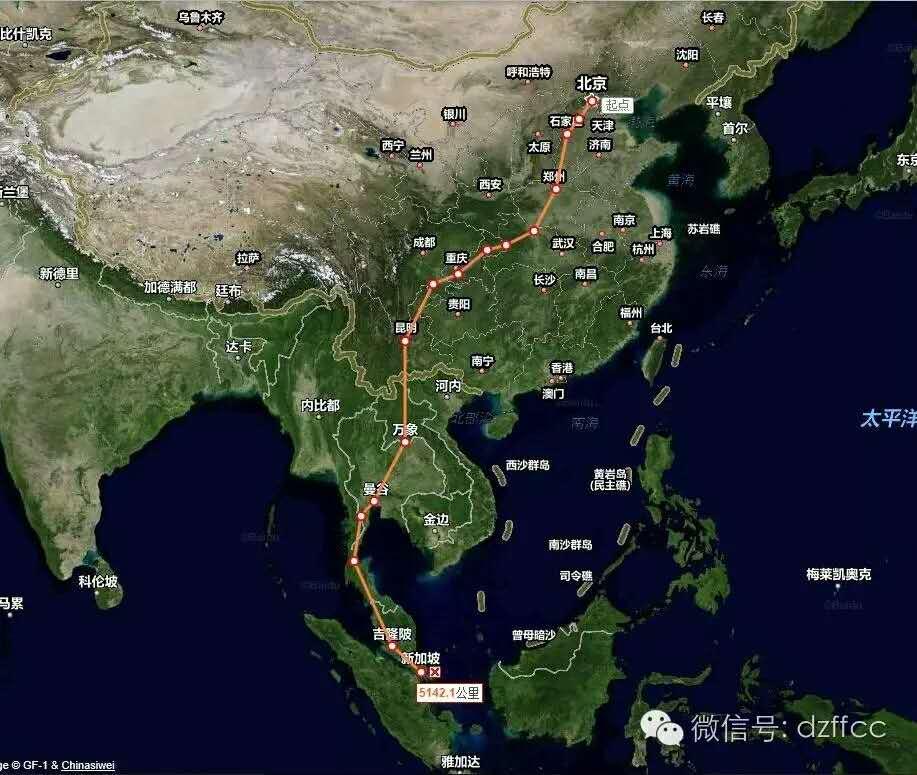 大同到太原,预计2020年后整个京昆高铁就将全线